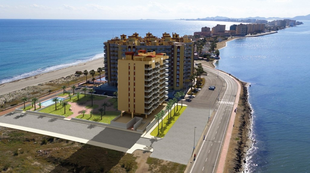 Ref:SSG-GRI1 Apartment For Sale in La Manga