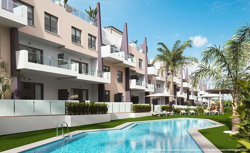 SSG-SMV7: Apartment in Orihuela Costa