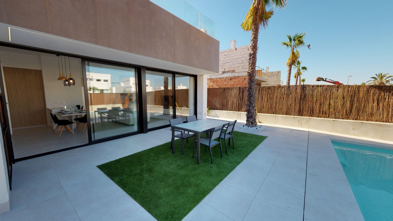New build Villa in Sucina Sucina
