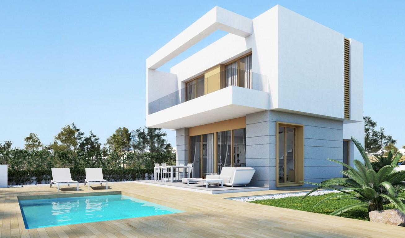 SSG-VGH7: Villa in Vistabella Golf