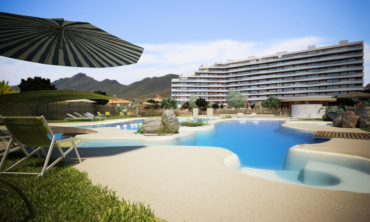 SSG-UCA2-3: Apartment in Playa Honda