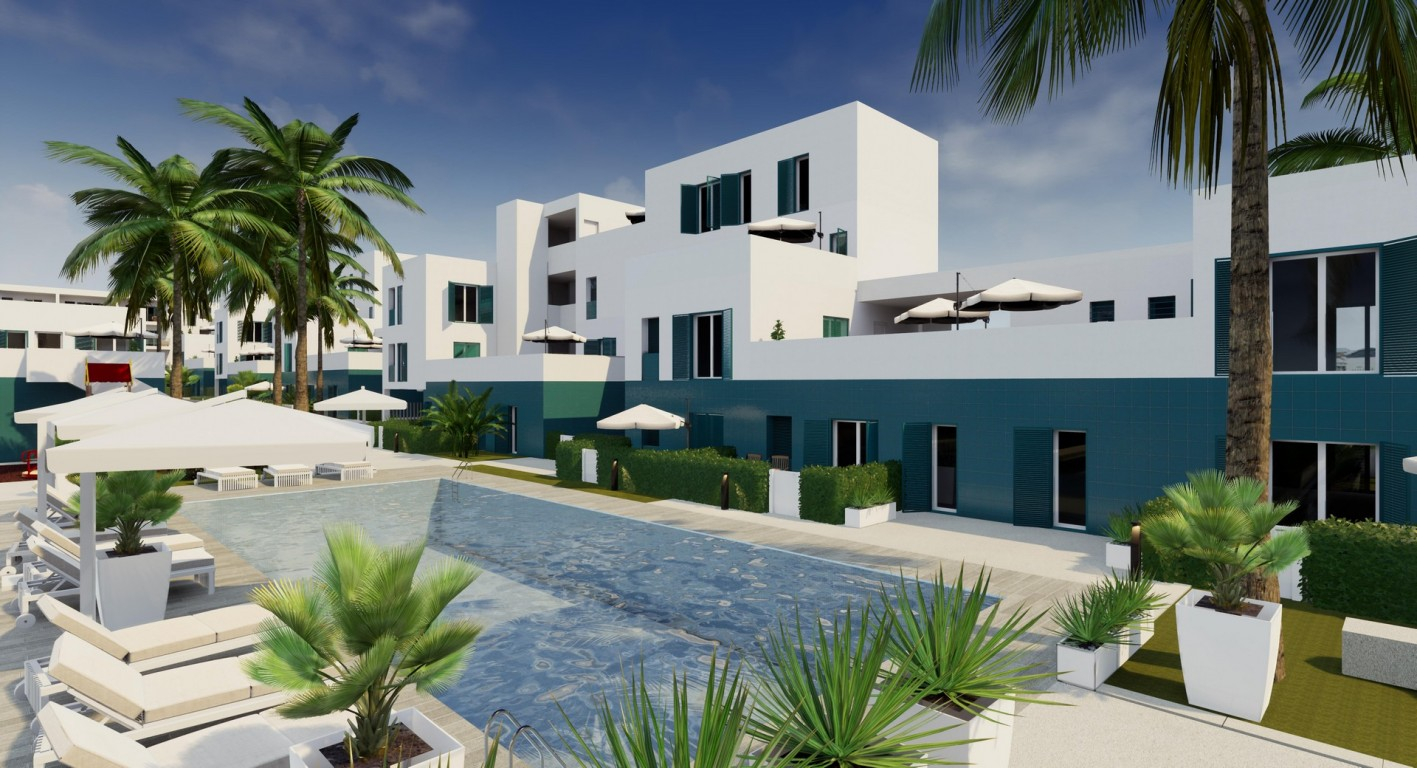 SSG-TRA1-2: Apartment in Playa Flamenca