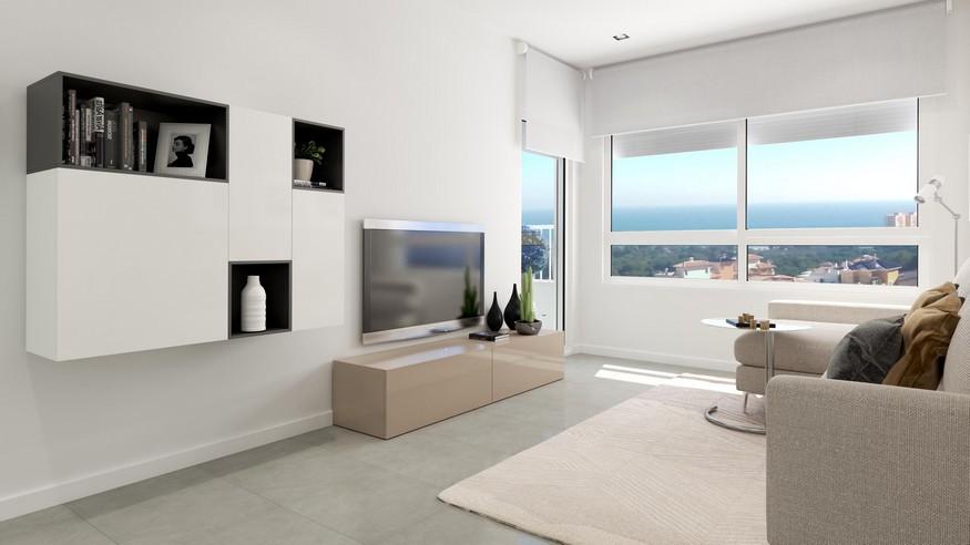 Ref:SSG-TRA3-3 Apartment For Sale in Dehesa De Campoamor