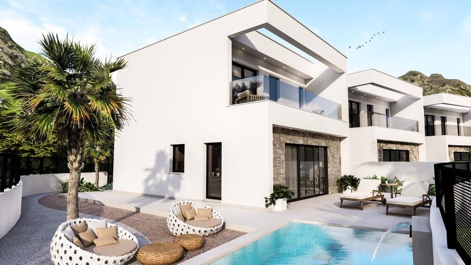 Ref:SSG-AMA1 Villa For Sale in Aguilas