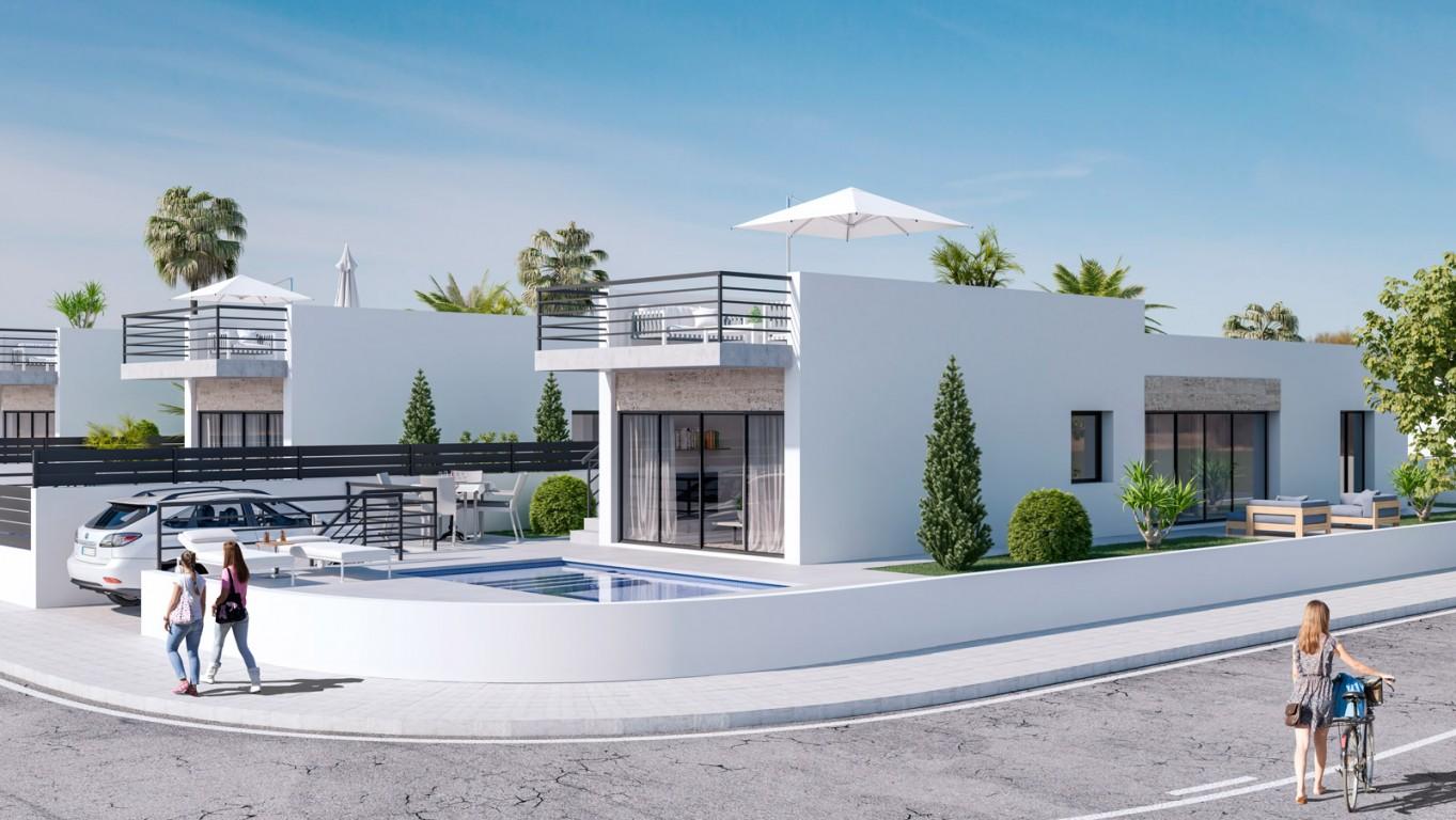 SSG-TMS1: Villa in Daya Nueva