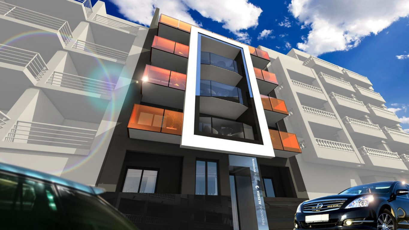 SSG-ALC21: Apartment in Torrevieja