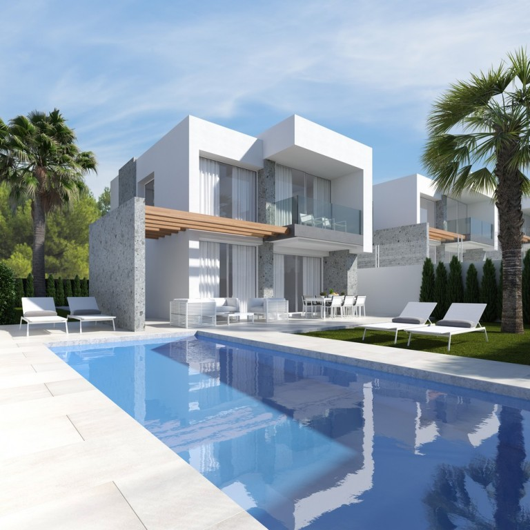 Ref:SSG-MIR4 Villa For Sale in Finestrat