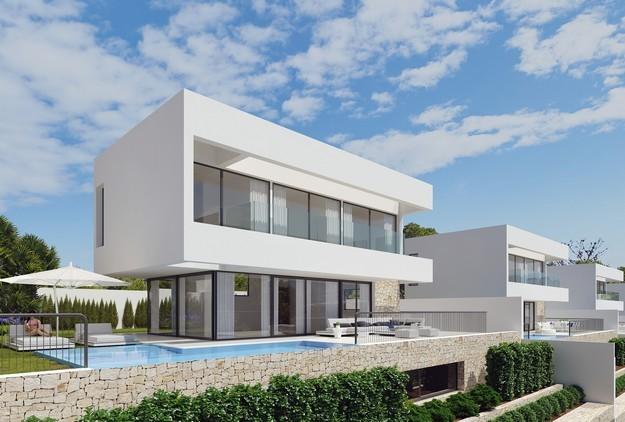 SSG-MIR2-2: Villa in Finestrat