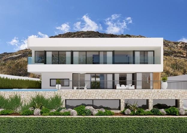 SSG-MIR2-1: Villa in Finestrat