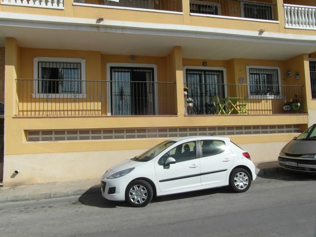 SSG-P0936: Apartment in Benijófar