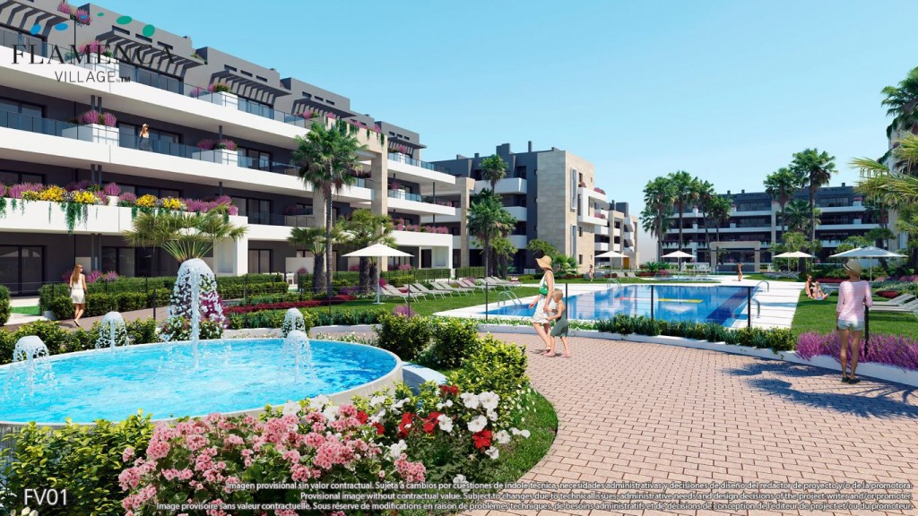 SSG-TMG15-3: Apartment in Playa Flamenca