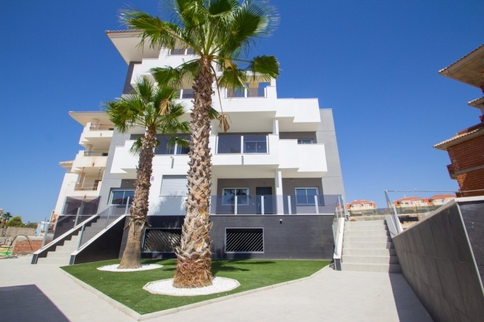 Ref:SSG-SGB1-2 Apartment For Sale in Orihuela Costa