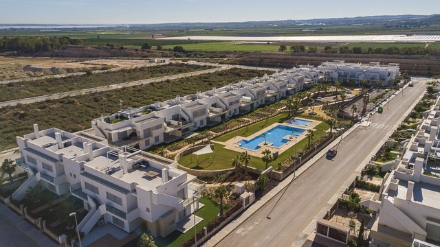 Ref:SSG-VGH1-3 Apartment For Sale in Vistabella Golf