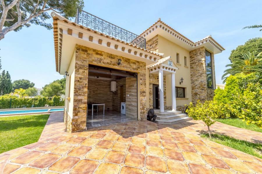 SSG-MOV3: Villa in Dehesa De Campoamor