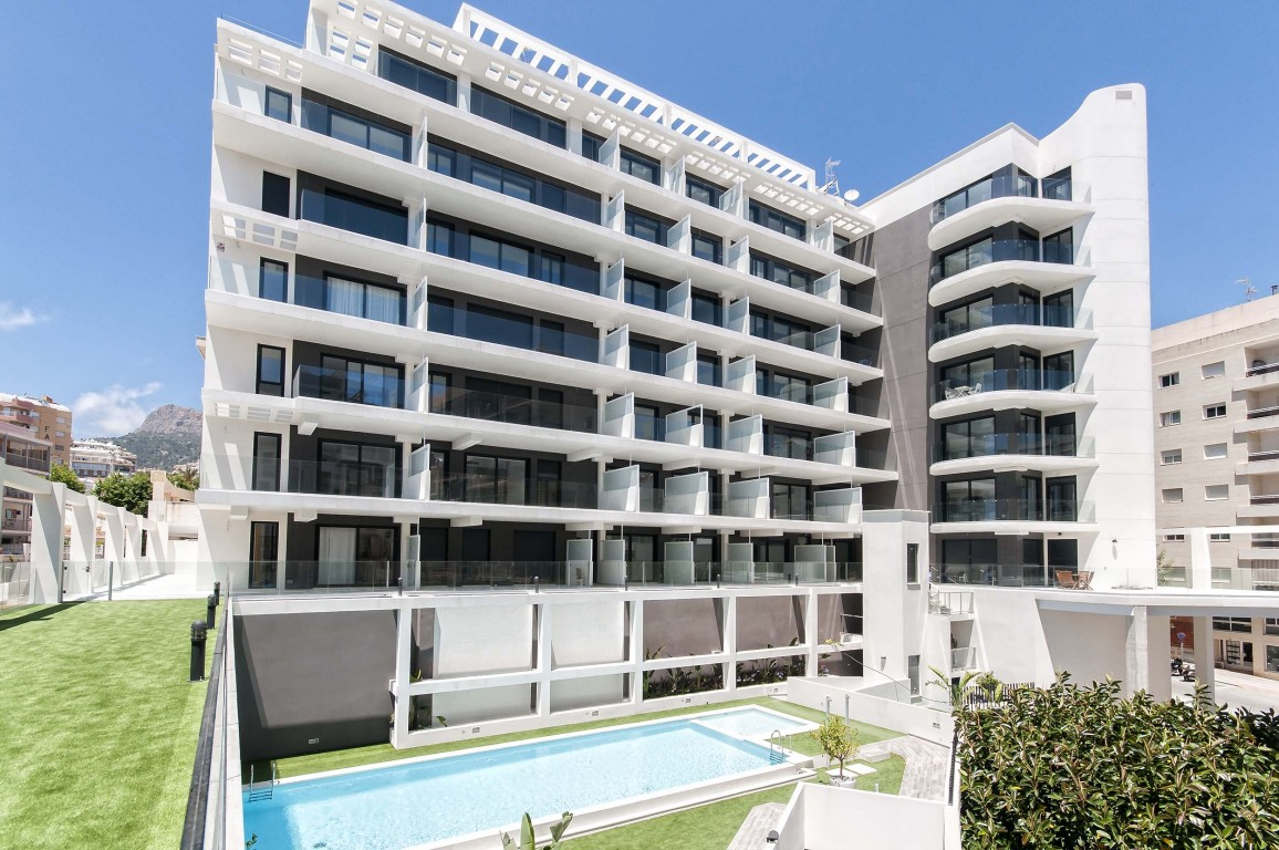 Ref:SSG-SNL2-2 Apartment For Sale in Calpe