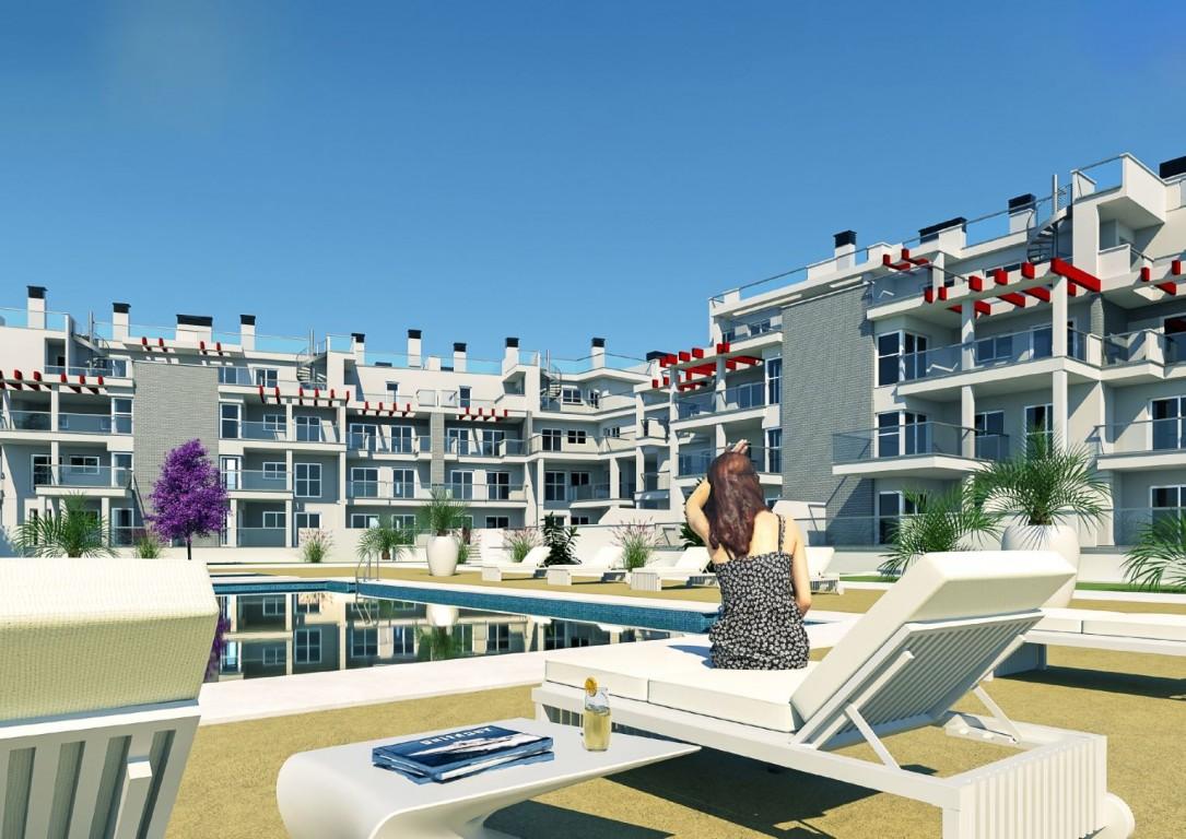 SSG-GVP6-3: Apartment in Denia