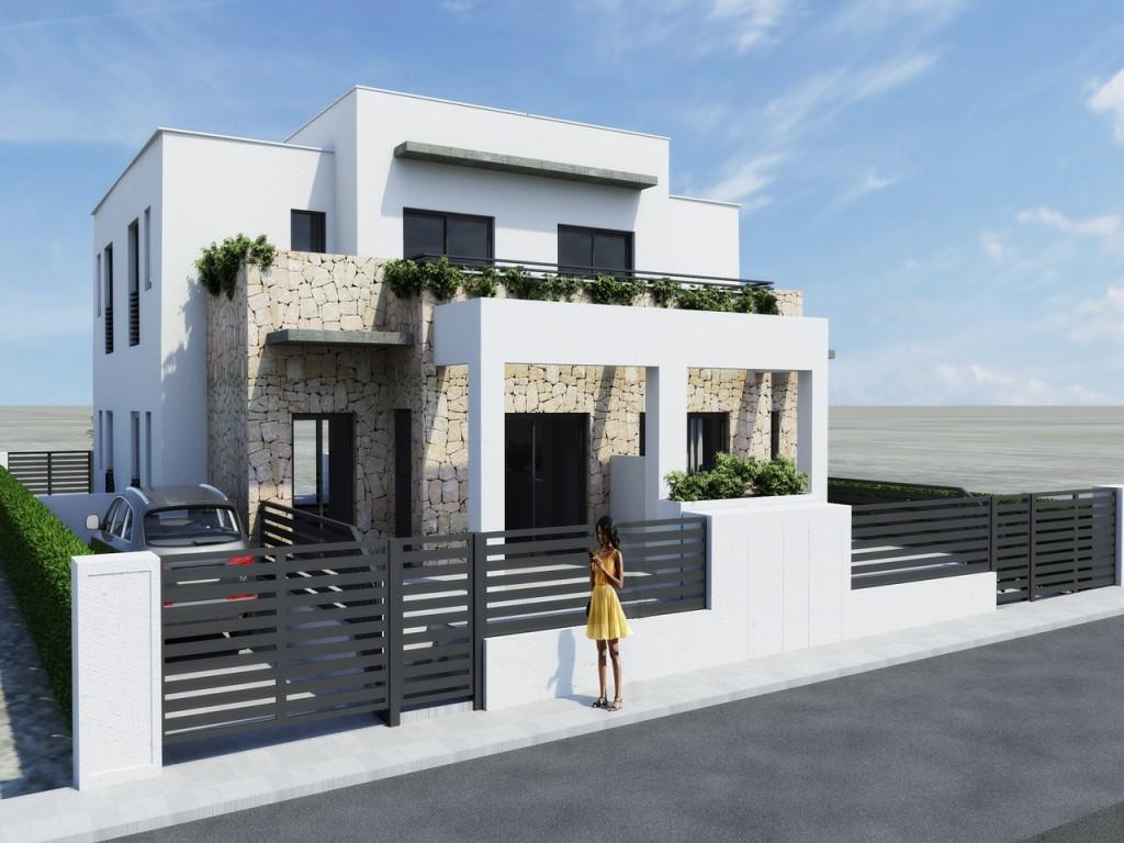 SSG-URM5-D3: Duplex townhouse in Aguas Nuevas