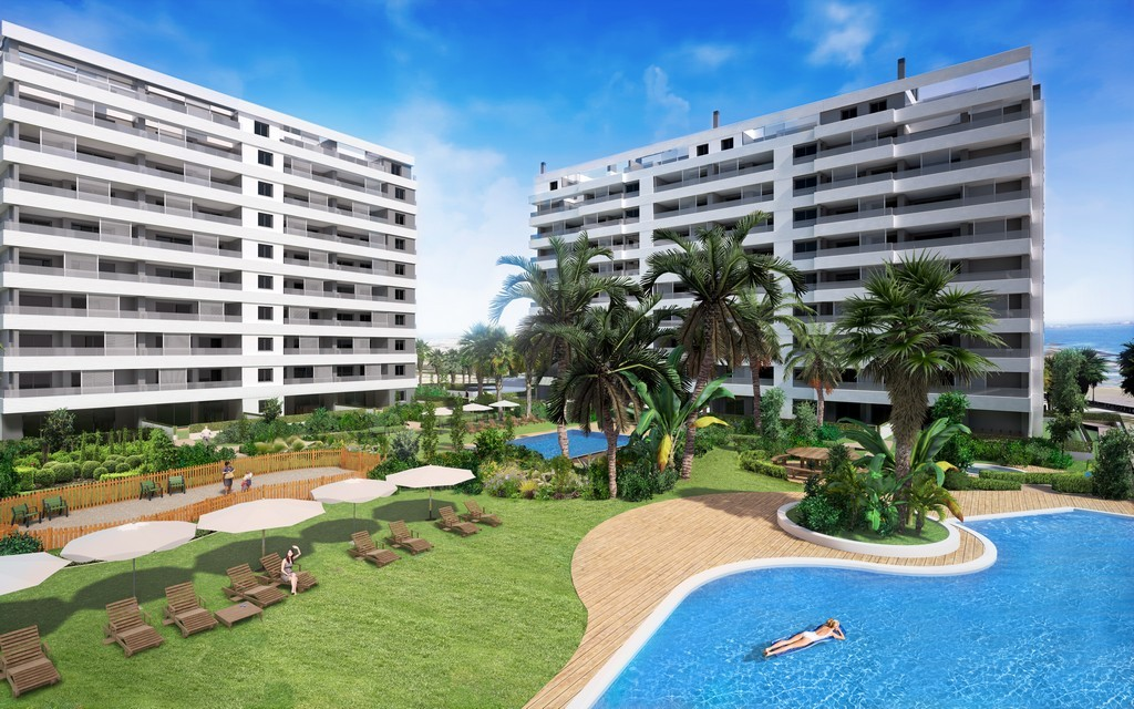 Ref:SSG-GMD2-3 Apartment For Sale in Orihuela Costa