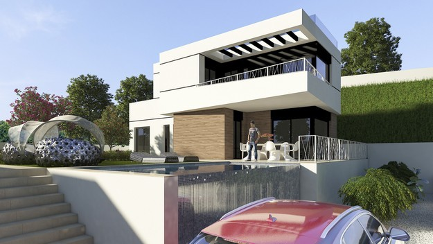 SSG-SUN19: Villa in Finestrat