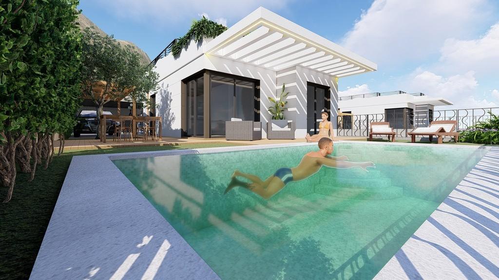 New build Villa in Polop Polop