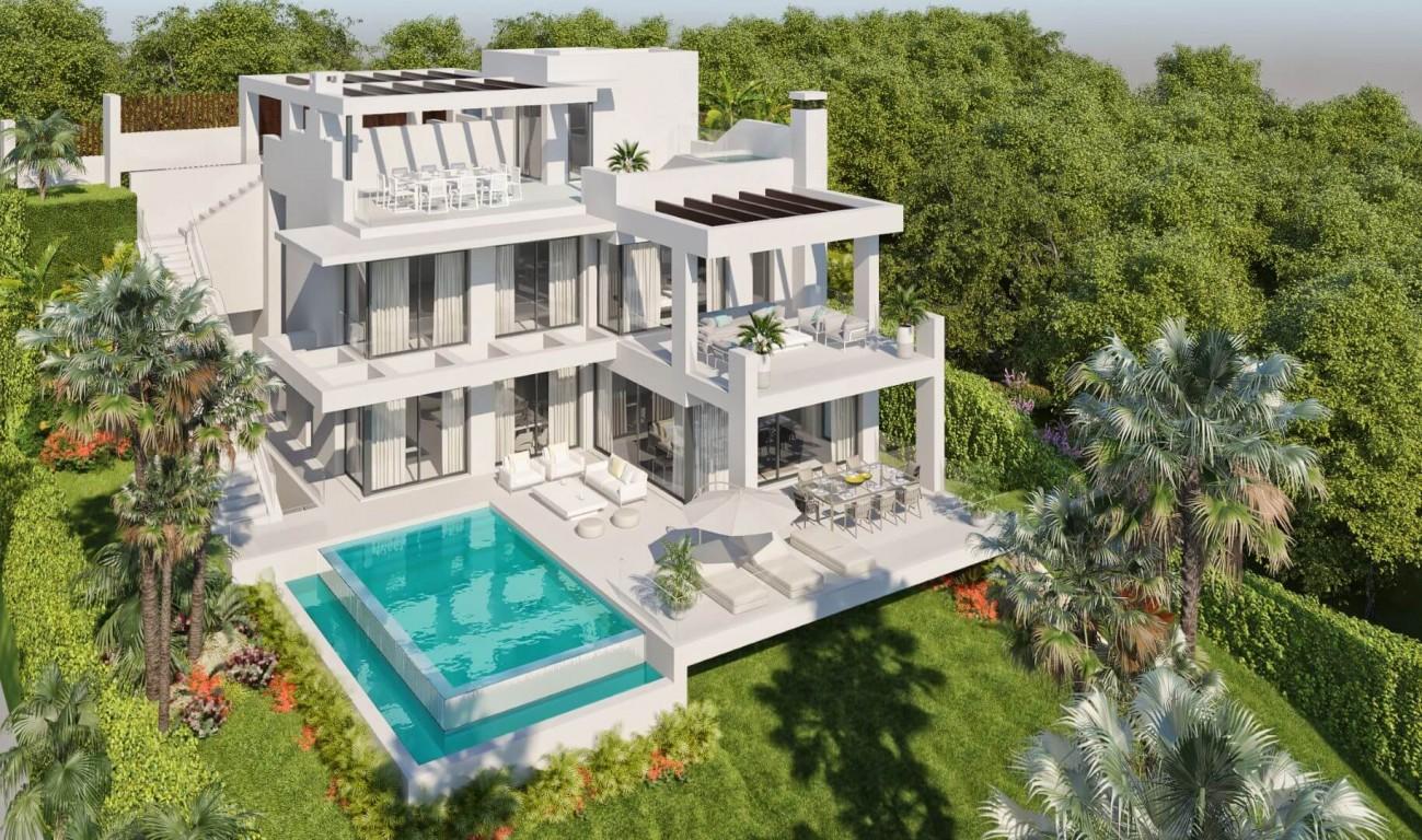 Ref:SSG-VAT1 Villa For Sale in Estepona