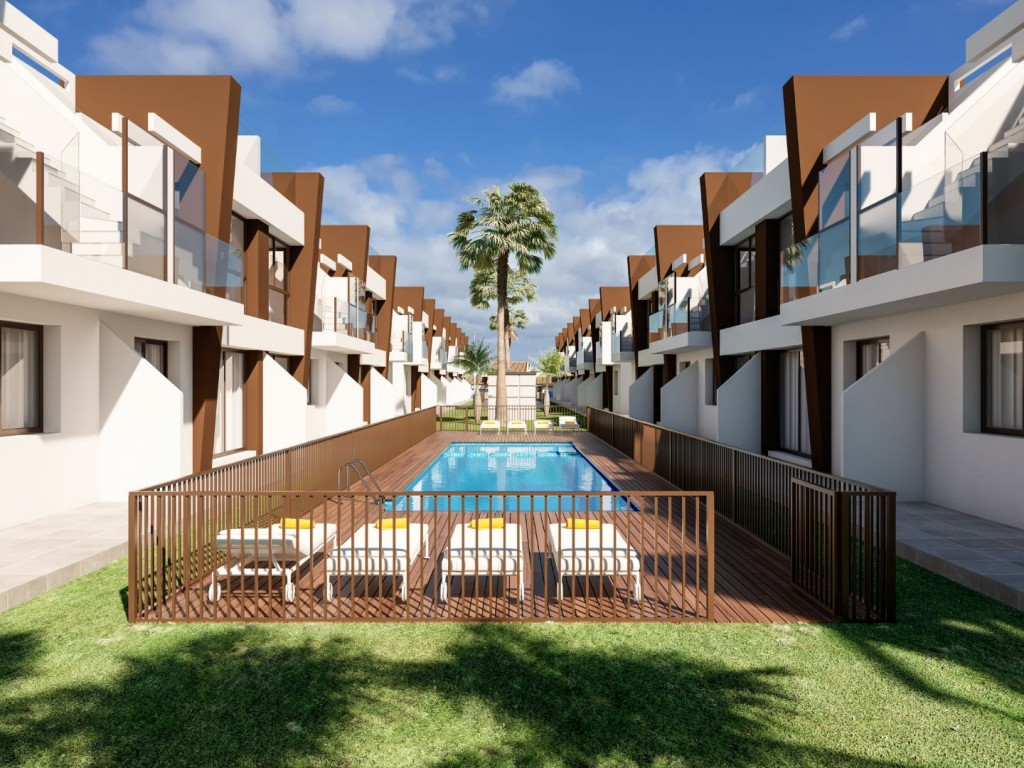 Ref:SSG-BCH2 Apartment For Sale in San Pedro del Pinatar