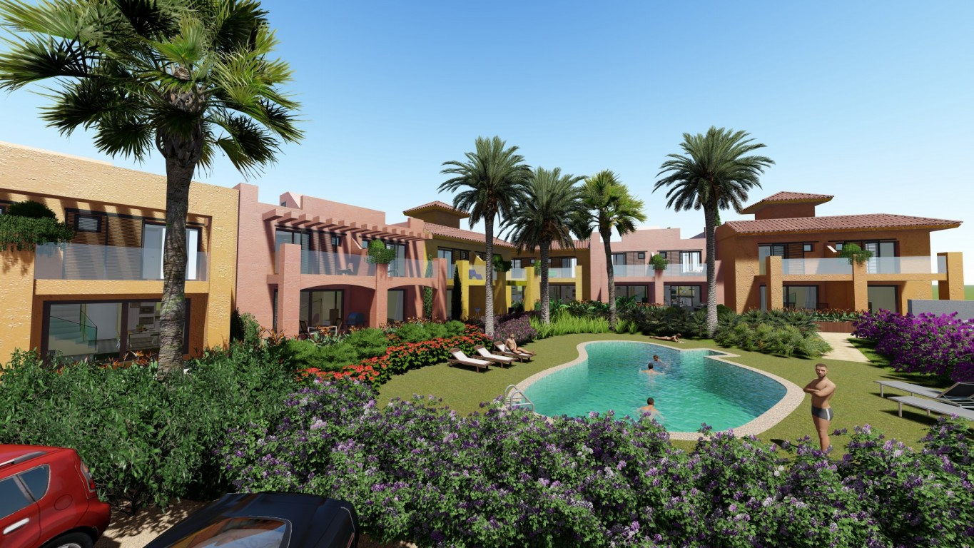 Ref:SSG-ALM5 Townhouse For Sale in Desert Springs Golf