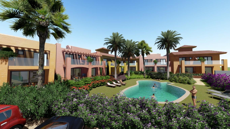 SSG-ALM5: Townhouse in Desert Springs Golf