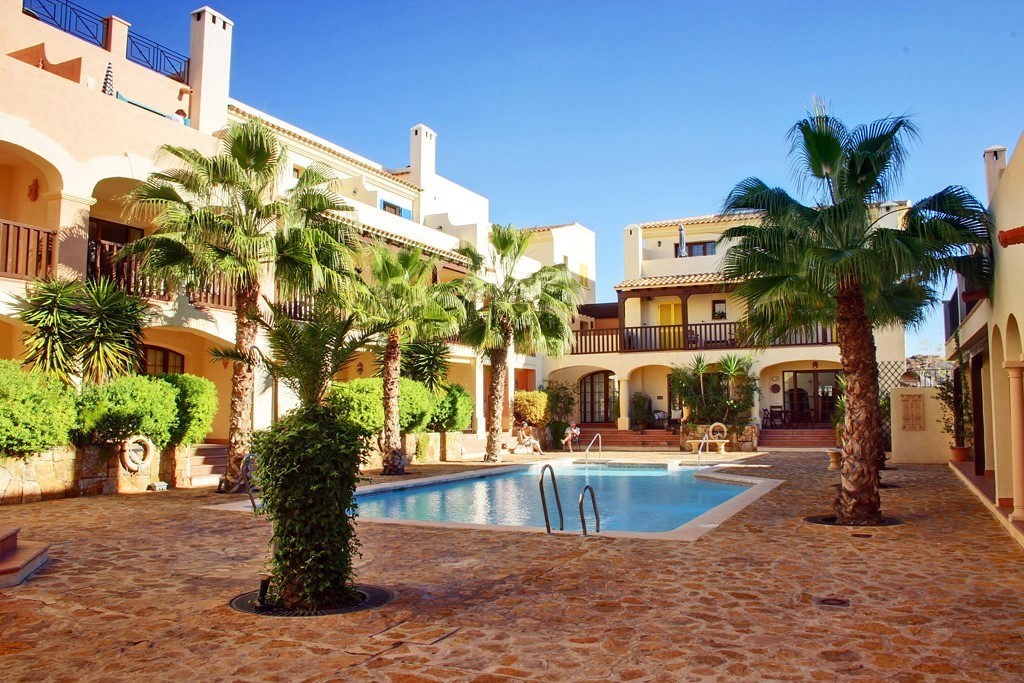 SSG-ALM10: Apartment in Villaricos