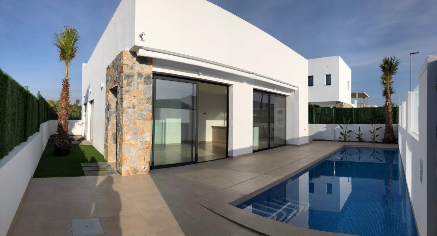 SSG-EFI1: Villa in San Javier