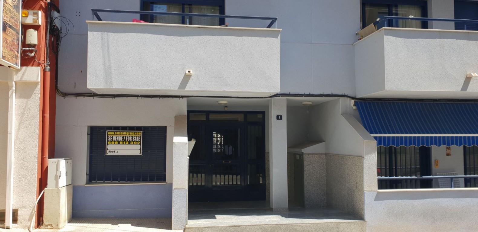Ref:SSG-P2066 Apartment For Sale in La Nucia