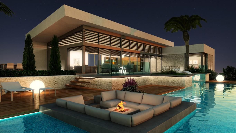 SSG-GSM6: Villa in Las Colinas Golf