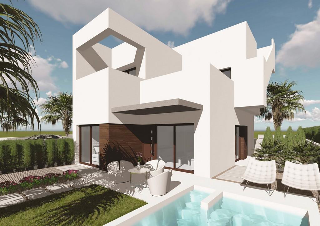 SSG-SRE1: Villa in Benijófar