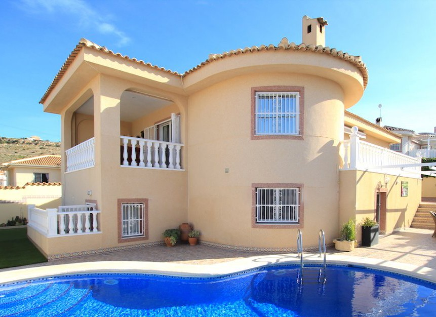 Ref:SSG-P2234 Villa For Sale in Benimar
